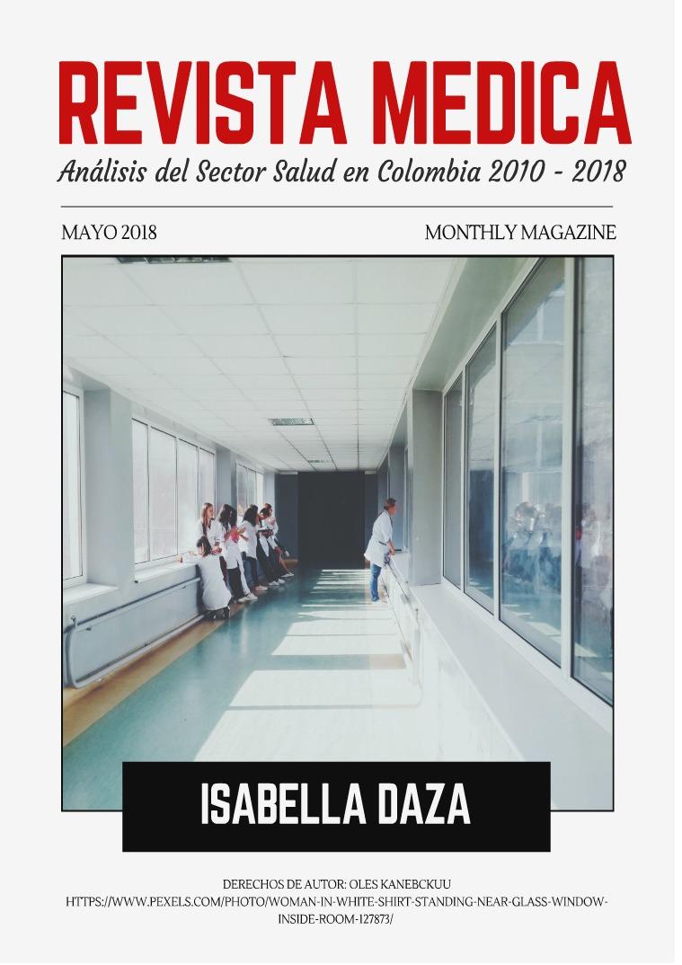 Análisis del Sector Salud y su Mercado Laboral - Isabella Daza 11A Medicina y su Mercado Laboral - Isabella Daza 11A