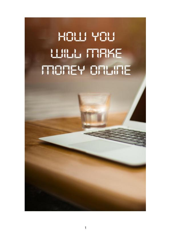 How To Make Money Online How_To_Make_Money_Online