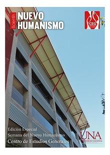 IV Edición Boletín del Nuevo Humanismo