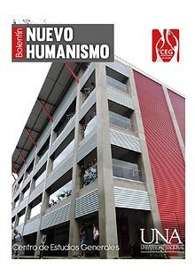 V Edición Boletín del Nuevo Humanismo