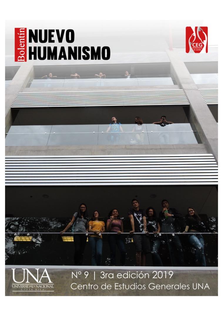 III Edición No.9 Boletín del Nuevo Humanismo III Edición No.9 Boletín del Nuevo Humanism