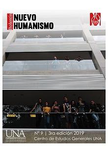 III Edición No.9 Boletín del Nuevo Humanismo