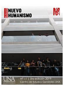 V Edición No. 11 Boletín del Nuevo Humanismo
