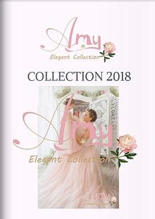 COLECCIONES AMY ELEGANTE 2018
