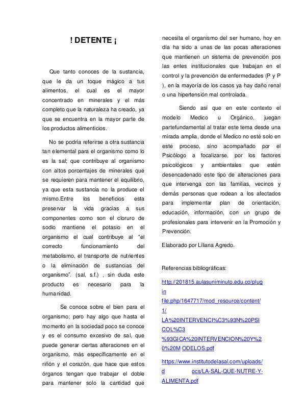 revista psicologia REVISTA PSICOLOGIA