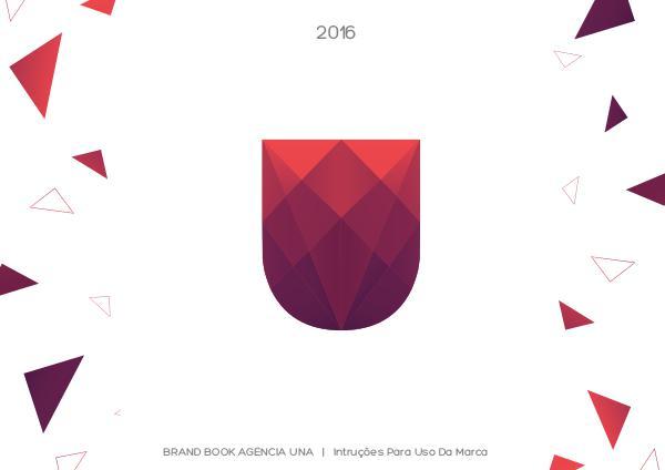 Brandbook Agência Una Comunicações Brandbook_Nova_una