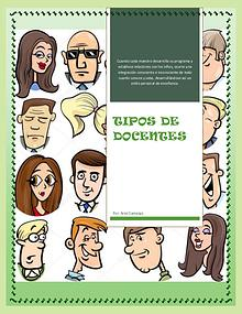 TIPOS DE DOCENTES