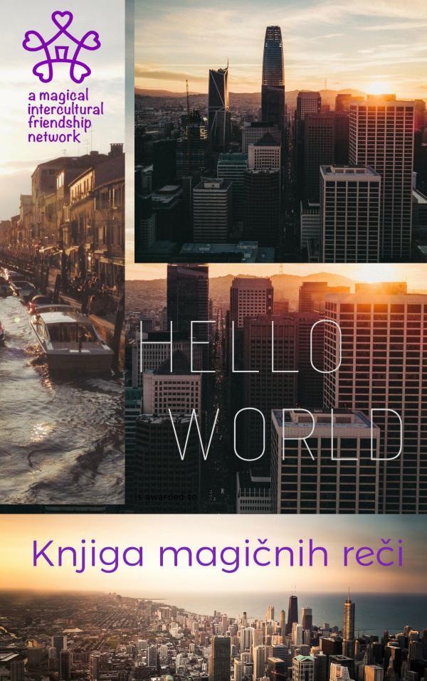 Interkulturalna mreža prijateljstva Naša knjiga magičnih reči