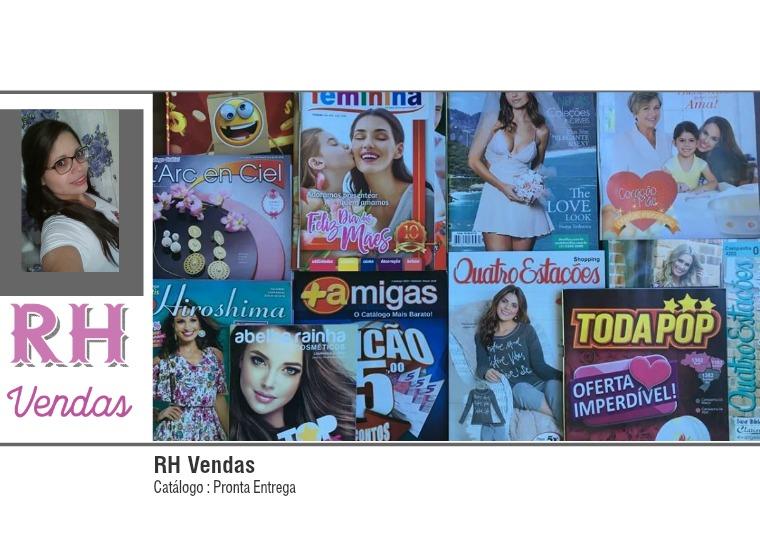 Revista Pronta Entrega RH Vendas Primeira Edição