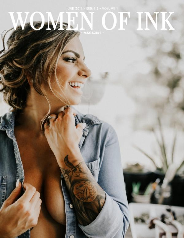 Women of Ink June 2019