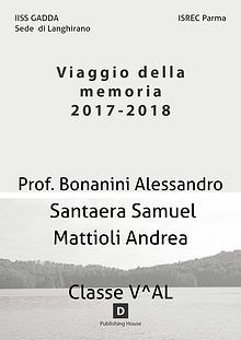 Viaggio della Memoria 2017-2018