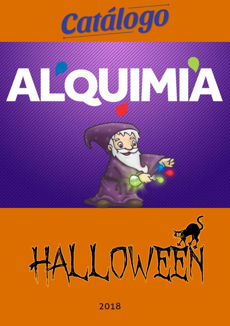 Halloween Alquimia Presentes
