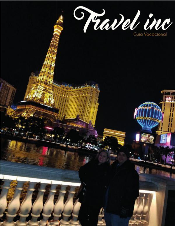 """Catalogo de fotografia """"Travel Inc"""" CatalogoWILLIAM CERON"""