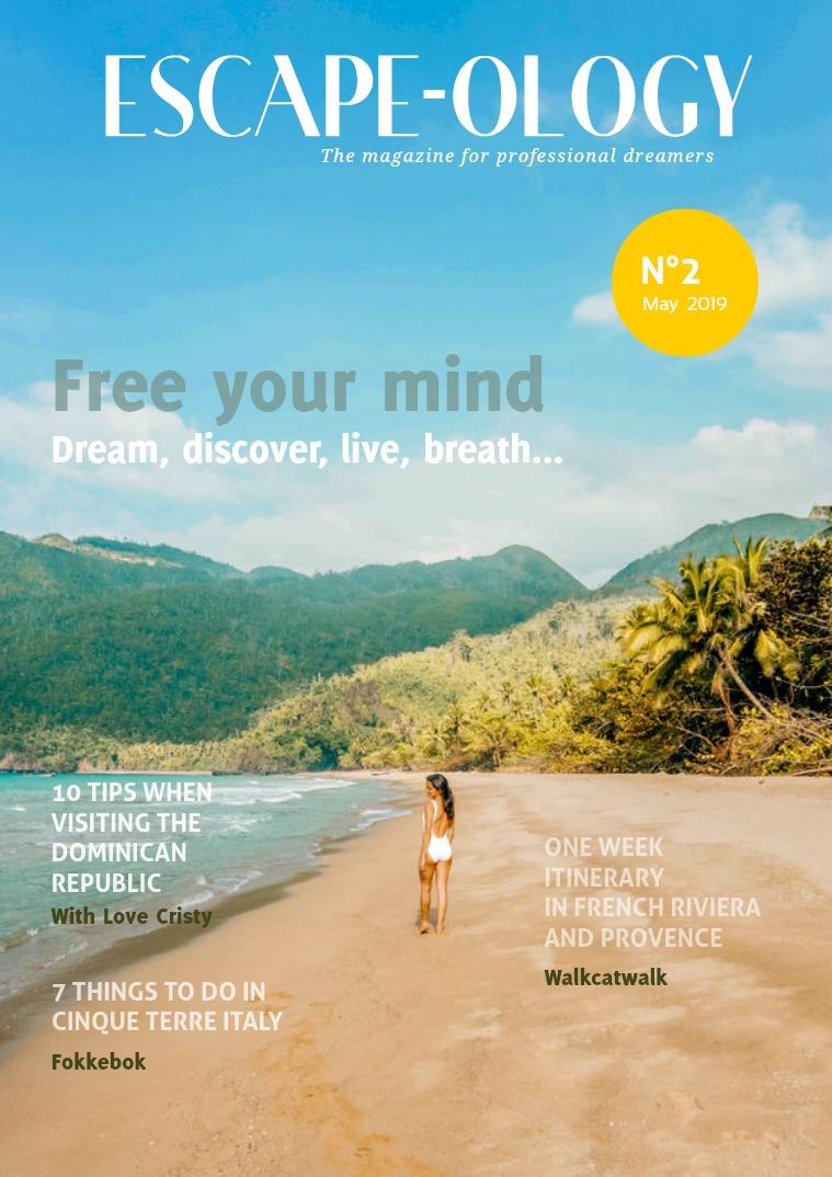 ESCAPE- OLOGY Magazine Issue 2