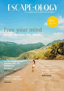ESCAPE- OLOGY Magazine