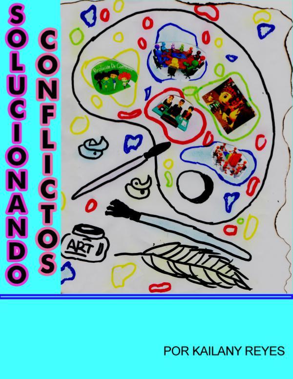 Mi libro solución de conflictos Mi libro solucion de conflictos