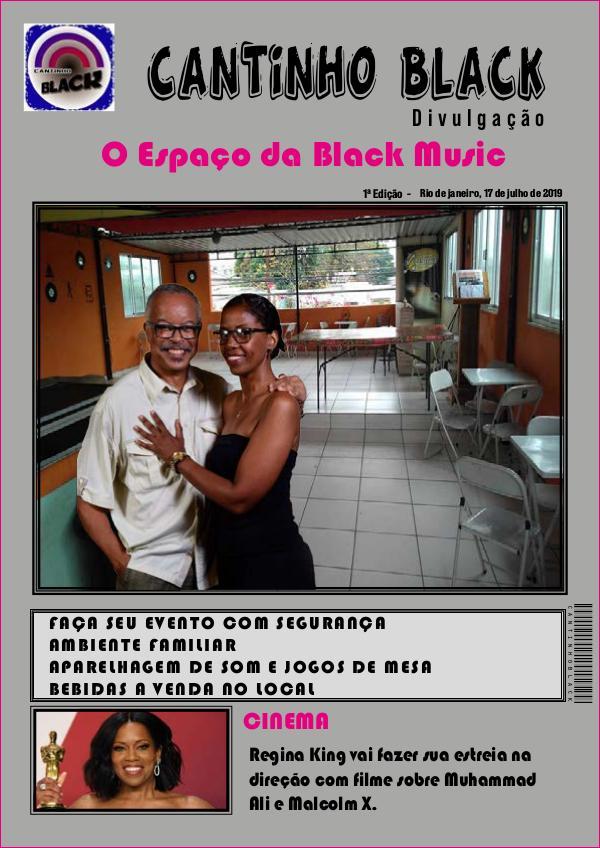 Cantinho Black Cantinho Black Magazine
