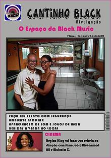 Cantinho Black