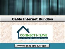 Cable Internet Bundles