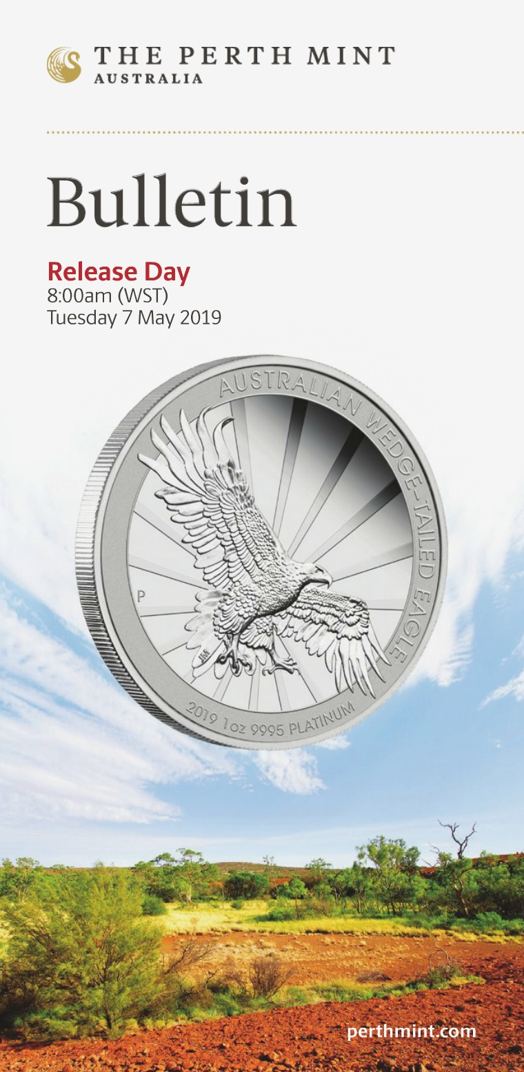 The Perth Mint 2019 May Coin Bulletin