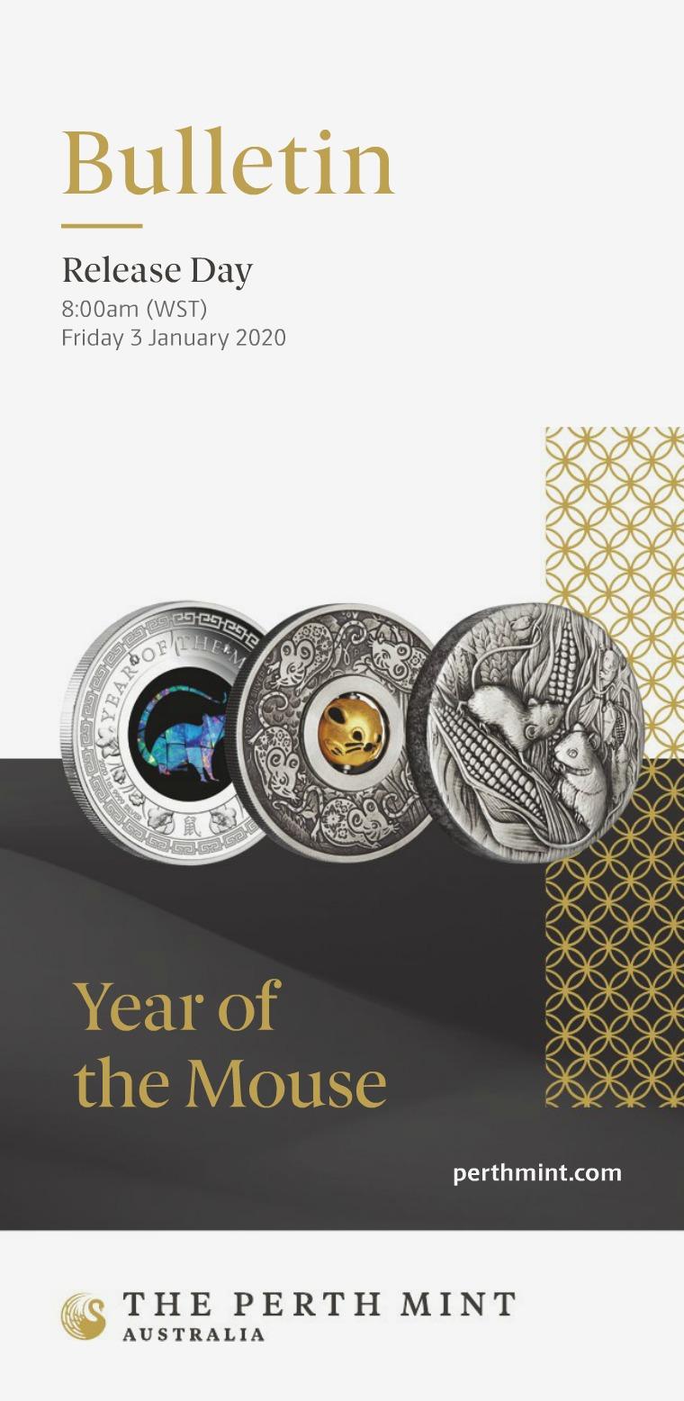2020 January Coin Bulletin