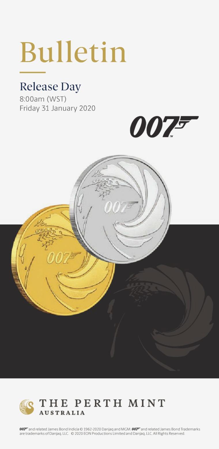 2020 February Coin Bulletin