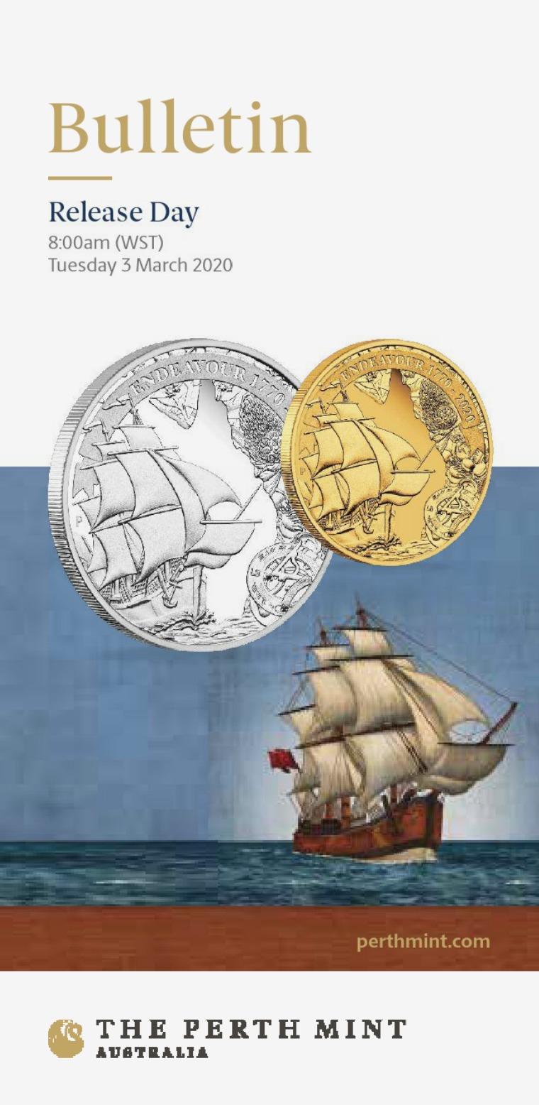 2020 March Coin Bulletin