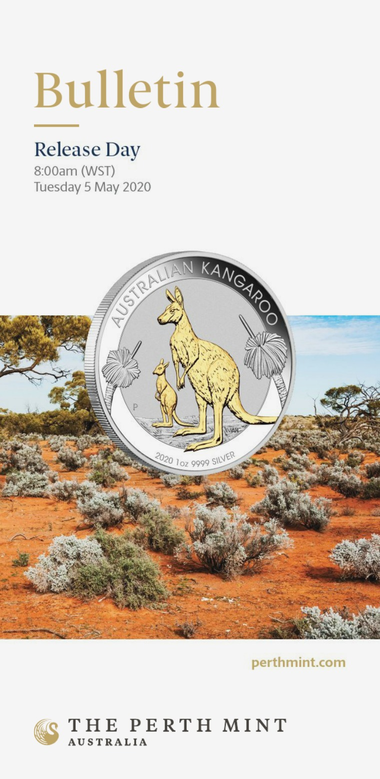 The Perth Mint 2020 May Coin Bulletin