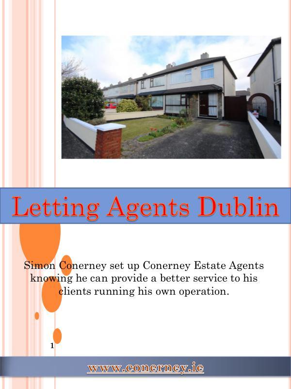 Letting Agents Dublin Letting Agents Dublin