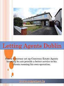 Letting Agents Dublin