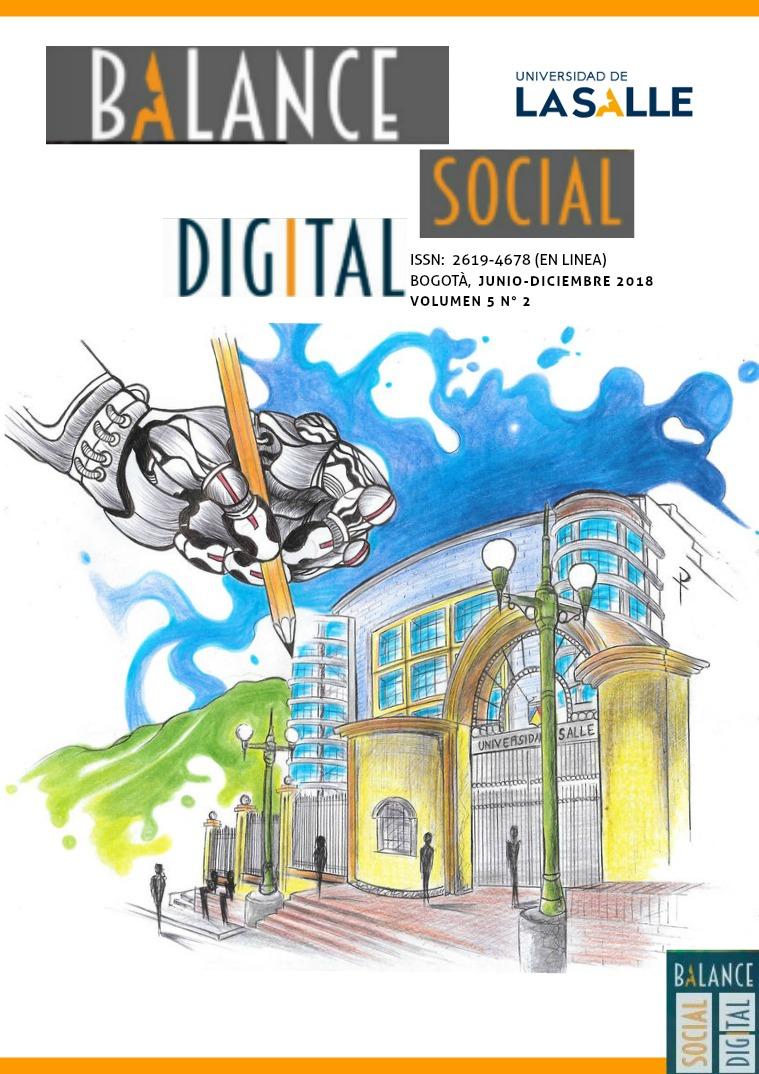 Revista Balance Social Digital Vol 5 N° 1 Volumen 5 No. 2 Junio- Diciembre 2018