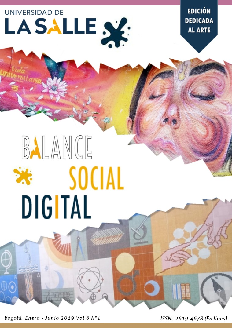 Revista Balance Social Digital Vol 5 N° 1 Volumen 6 No. 1 Enero - Junio 2019