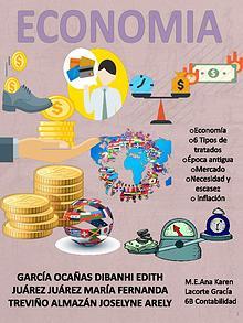 Revista economía- 6B CONTABILIDAD