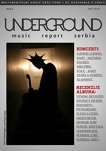 Underground Music Report Serbia: Punk i HC