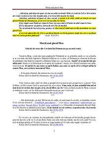 A doua venire a Domnului Iisus Hristos