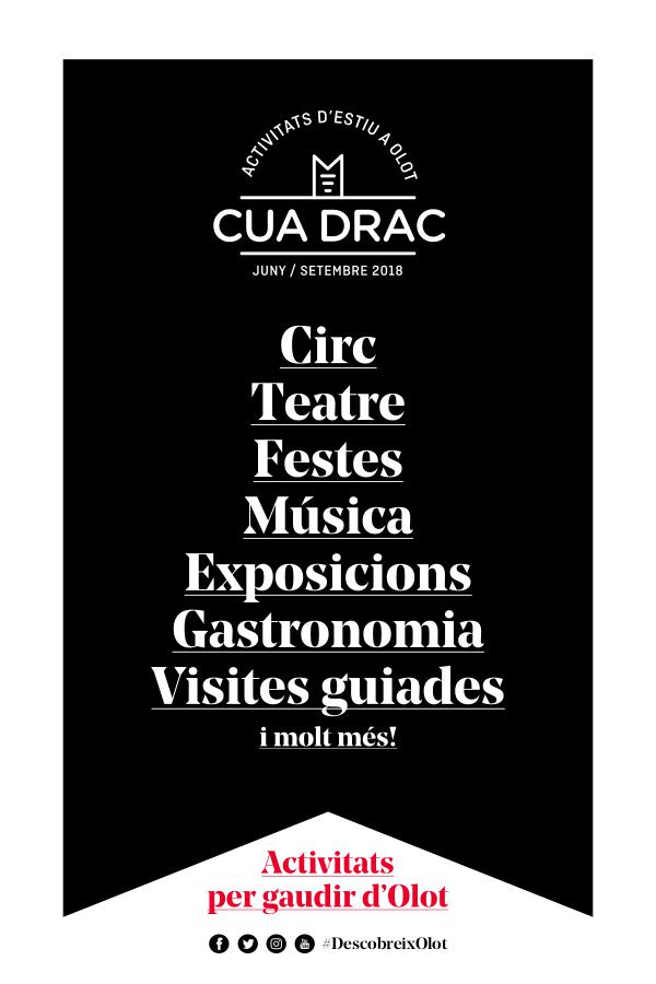 La Cua del Drac 2018 CuaDrac18