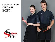 CATALOGO CHEF - SHOPSALE 2020
