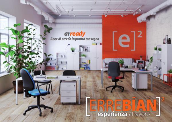 arready - linee arredo Errebian in pronta consegna Catalogo_ARREADY_CP