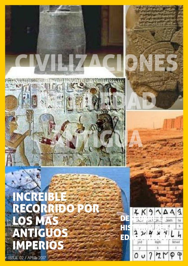 civilizaciones civilizaciones de la edad antigua
