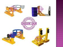 Forklift varil bidon galon fici ibc tank tasima aparati