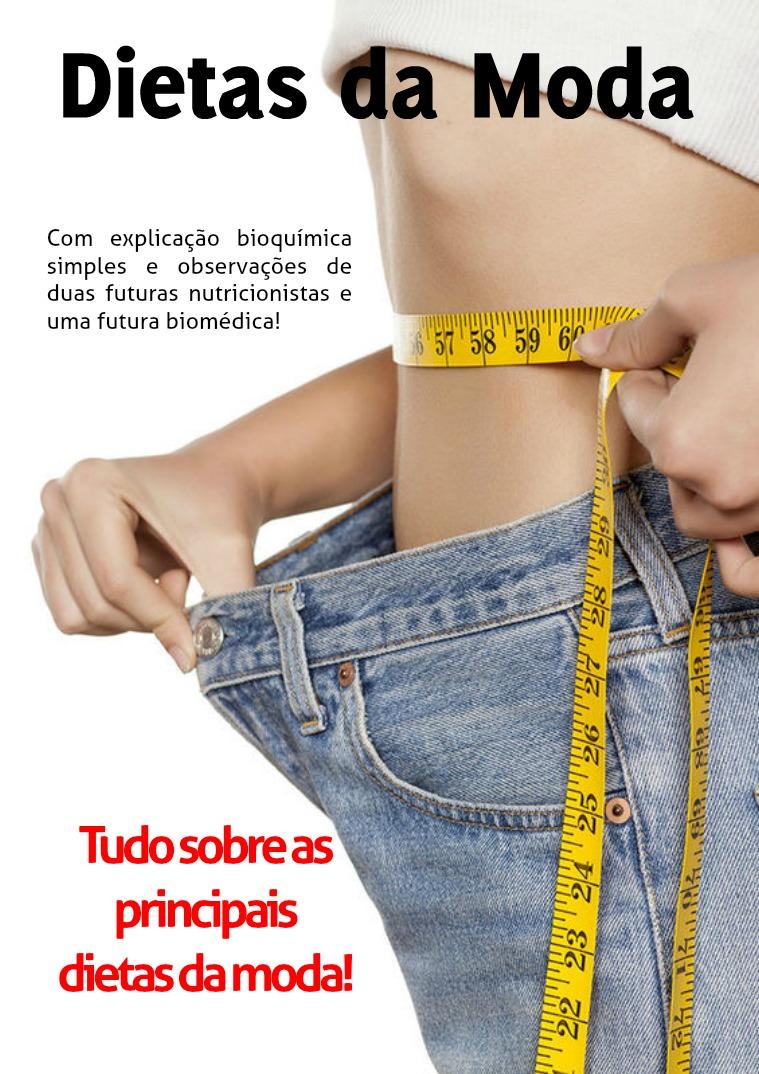Dietas da moda Dietas da moda