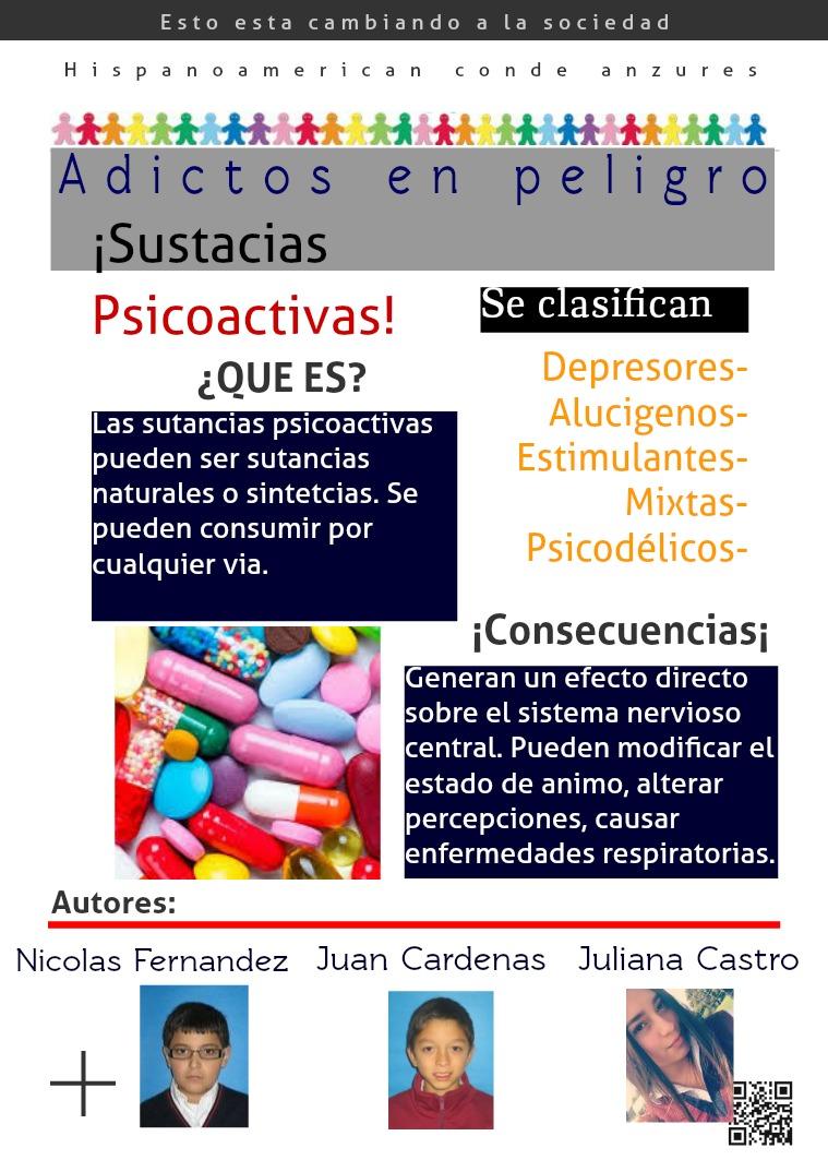 Sustancias Psicoactivas libro