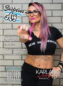 Barberos Argentinos Edición N1 JUNIO