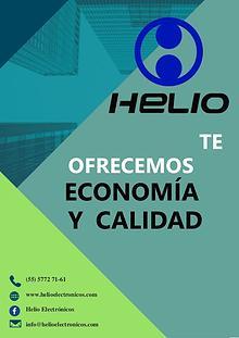 Audífonos Helio Electrónicos Junio 2018