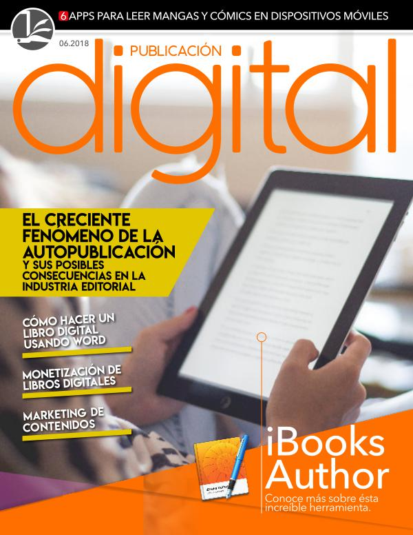 Publicación Digital - Edición iBooks Author Publicación Digital - Edición iBooks Author
