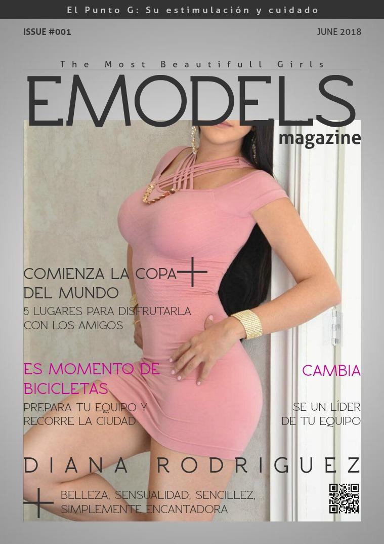 EModels Magazine Junio 2018