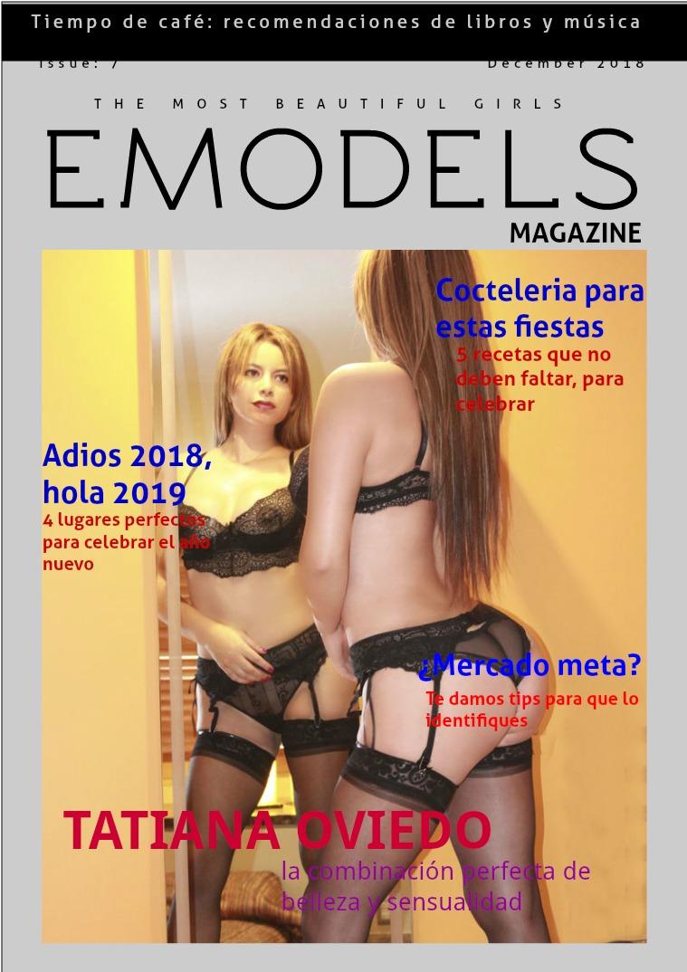 EModels Magazine Decembre 2018