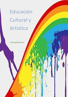 Educación cultural  y artistica