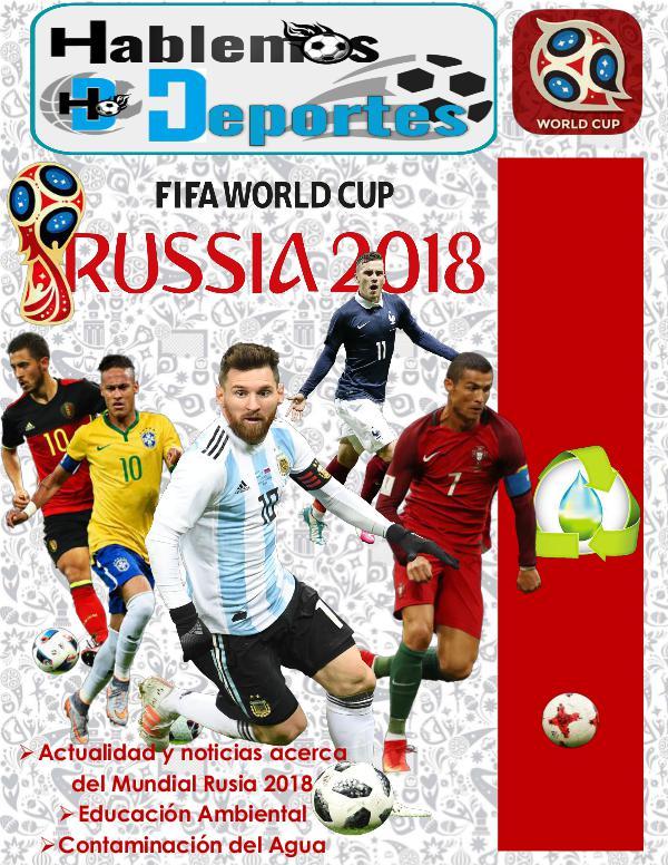 Hablemos Deportes FIFA World Cup Russia 2018