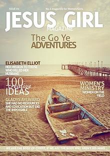 Jesus Girl Magazine